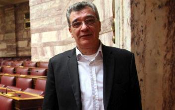 Δεν κατεβαίνει στις εκλογές ο δήμαρχος Λέσβου Σπύρος Γαληνός