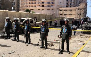 Επιχείρηση-απάντηση της Αιγύπτου στην πολύνεκρη επίθεση κατά Κοπτών
