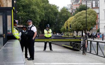 Συναγερμός σήμανε στο Λονδίνο για ύποπτο αντικείμενο κοντά στο Κοινοβούλιο