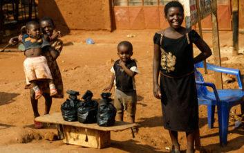 Σε συνθήκες απόλυτης φτώχειας ζει το 40% των πολιτών της Νιγηρίας