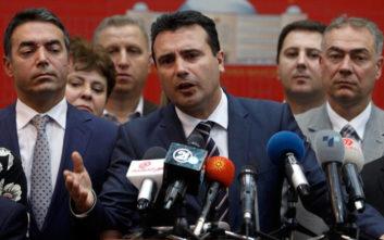 Ο Ζάεφ σκέφτεται το ενδεχόμενο πρόωρων εκλογών στην ΠΓΔΜ