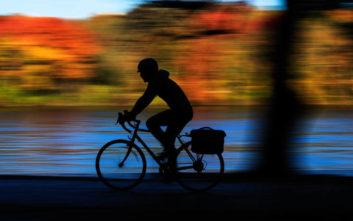 Μυστήριο με πυροβολισμό κατά ποδηλάτη στην Θεσσαλονίκη