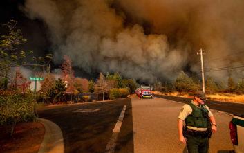 Τραμπ: Για τις φονικές πυρκαγιές φταίει η κακή διαχείριση των δασών
