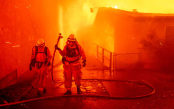 Τραγωδία δίχως τέλος από την πύρινη λαίλαπα στην Καλιφόρνια