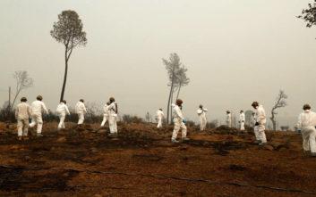 Λιγότεροι οι αγνοούμενοι από τις φονικές πυρκαγιές στην Καλιφόρνια