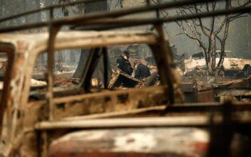 Στους 83 οι νεκροί στη φωτιά στην Καλιφόρνια