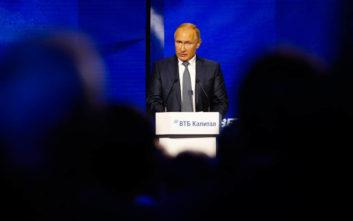 Πούτιν: Ο πόλεμος στην ανατολική Ουκρανία θα συνεχίζεται