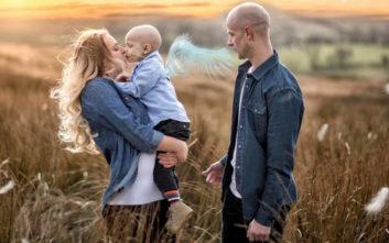 Ο 5χρονος που έγινε «άγγελος» και η άνιση μάχη του με τον καρκίνο