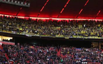 Το πάρτι των οπαδών της ΑΕΚ στο Μόναχο και το «ευχαριστώ» της ΠΑΕ
