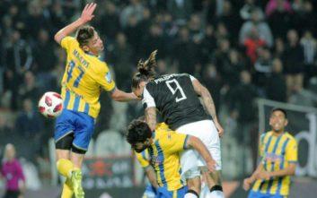 Ο Πρίγιοβιτς διαμαρτύρεται ότι του έκλεψαν το γκολ