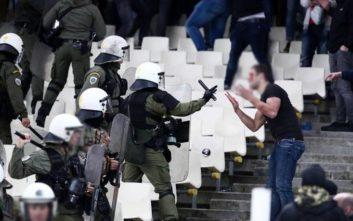 Βαρύ το κατηγορητήριο της UEFA για τα επεισόδια στο ΟΑΚΑ