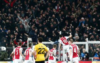 «Χάρισε» τη νίκη η ΑΕΚ με μοιραίο τον Λιβάγια