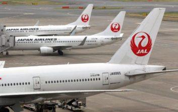 «Στουπί» ο συγκυβερνήτης αεροσκάφους της Japan Airlines