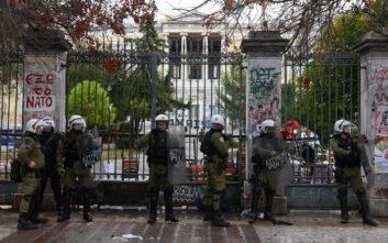 «Απόρθητο φρούριο» η Αθήνα για το Πολυτεχνείο