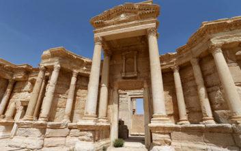 Saad: Ο πολιτισμός στη Συρία κινδυνεύει από τον πόλεμο