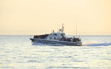 Αλεξανδρούπολη: Αίσια έκβαση στις έρευνες για τη διάσωση 89 προσφύγων και μεταναστών