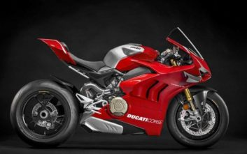 H Panigale V4 R είναι η ισχυρότερη Ducati που κατασκευάστηκε ποτέ
