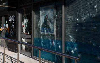 Επίθεση με συνθήματα για τον Ζακ Κωστόπουλο σε τράπεζα στου Ζωγράφου