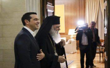 ΚΚΕ: Η συμφωνία Τσίπρα-Ιερώνυμου διαιωνίζει ιστορικές εκκρεμότητες