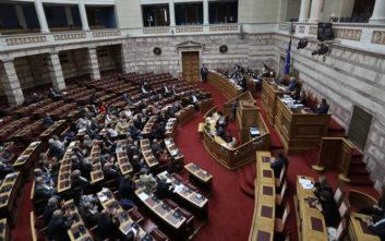 Τροπολογία για την επέκταση της καταβολής αναδρομικών για τα ειδικά μισθολόγια