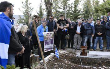 Ελεύθεροι οι 12 που προσήχθησαν στην κηδεία Κατσίφα