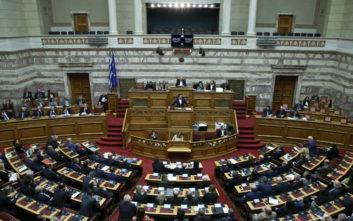 Τροπολογία για το νέο υπολογισμό των μηνιαίων ασφαλιστικών εισφορών