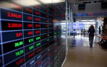 Χρηματιστήριο: Με πτώση άνοιξε η συνεδρίαση