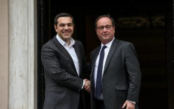 «Ο Ολάντ θέλει να διαδραματίσει ρόλο στην ευρωπαϊκή σοσιαλδημοκρατία»