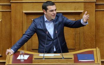 Οι πίνακες που κατέθεσε στη Βουλή ο Τσίπρας για τις νέες εισφορές