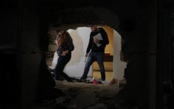Κινηματογραφική ληστεία σε φούρνο στην Πεντέλη με τη μέθοδο του ριφιφί