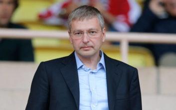 Υπό κράτηση τέθηκε ο ιδιοκτήτης της Μονακό και του Σκορπιού Ντμίτρι Ριμπολόβλεφ