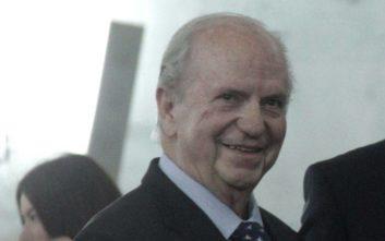 Έφυγε από τη ζωή ο δημοσιογράφος Ανδρέας Μπόμης