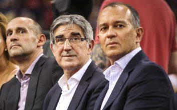 Μπερτομέου: Μπορεί μια ομάδα να αγωνίζεται στη Euroleague, χωρίς να συμμετέχει σε εγχώριες διοργανώσεις