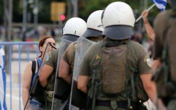Αστυνομικός των ΜΑΤ καταδικάστηκε για... «αυτοτραυματισμό» διαδηλωτή