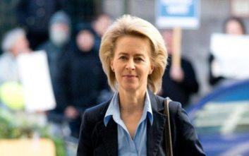 Έντονη οσμή σκανδάλου στο γερμανικό υπουργείο Άμυνας