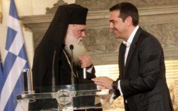 «Πυροτέχνημα του ΣΥΡΙΖΑ ο δήθεν διαχωρισμός Κράτους-Εκκλησίας»