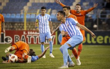 Κόλλησαν στο 0-0 Λαμία και Αστέρας Τρίπολης