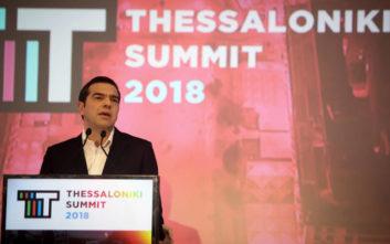 Τσίπρας: Η Συμφωνία των Πρεσπών μπορεί να αποτελεί διεθνές πρότυπο διευθέτησης διαφορών