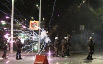 Τουλάχιστον 12 προσαγωγές μετά τα επεισόδια στη Θεσσαλονίκη