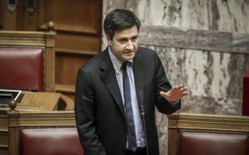 Χουλιάρακης: Δεν πρόκειται για αναστολή αλλά για ακύρωση της περικοπής των συντάξεων