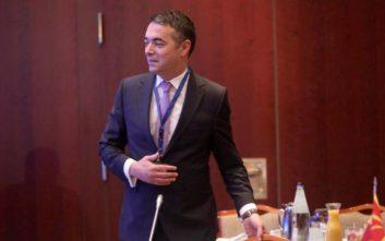 Ντιμιτρόφ: Πηγή έμπνευσης για την επίλυση και άλλων προβλημάτων η συμφωνία των Πρεσπών