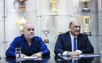 Πρόεδρος του τμήματος βόλεϊ του Ολυμπιακού ο Πέτρος Μαντούβαλος