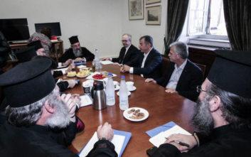 Μαυρωτάς: Η μισθοδοσία των κληρικών πρέπει να είναι κατοχυρωμένη από το Κράτος