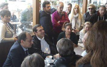 Πώς σχολιάζουν την επίσκεψη Τσίπρα κάτοικοι Νέου Βουτζά και Ματιού