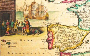 Μνημείο στη Ρόδο για τη συμμετοχή Ελλήνων ναυτικών στον πρώτο περίπλου της γης