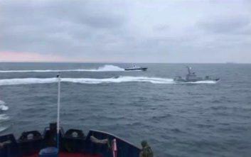 «Ρεσάλτο» Ρώσων κομάντος σε τρία ουκρανικά πλοία