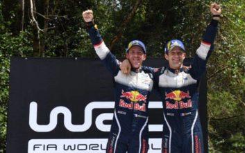 Έκτος σερί τίτλος για τους Οζιέ – Ινγκράσια στο WRC 2018