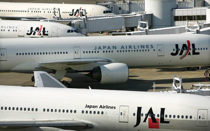 Η Japan Airlines λαμβάνει μέτρα για τους πιλότους που «τα τσούζουν»