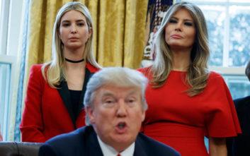 Δυσκολίες στον Λευκό Οίκο για την συγκατοίκηση πρώτης κυρίας και πρώτης κόρης