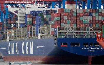 Συρρικνώθηκε η γερμανική οικονομία το τρίτο τρίμηνο του έτους